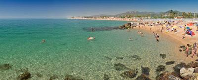 SANTA SUSANNA - Beach