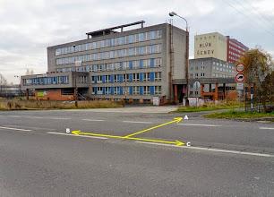 Photo: ŠENOV, MLÝNY (A) - Trasa směr Beskydy (B) - silnice č. 479, směr Havířov (C) - silnice č. 479, směr Ostrava