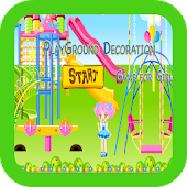 Playground Decoration Games