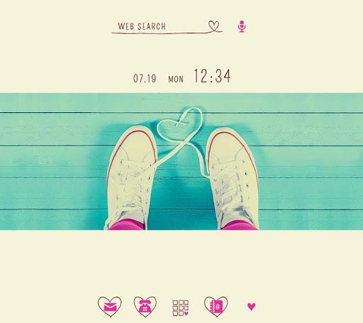 Sneaker Heart Wallpaper 1.0.0 Windows u7528 1