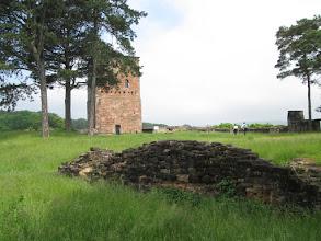 Photo: le château de Siersburg