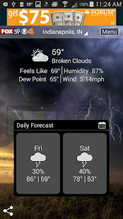 The Indy Weather Authority- screenshot thumbnail