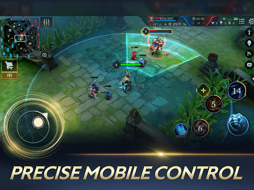 Garena AOV - Arena of Valor 1.19.1.1 screenshots 5