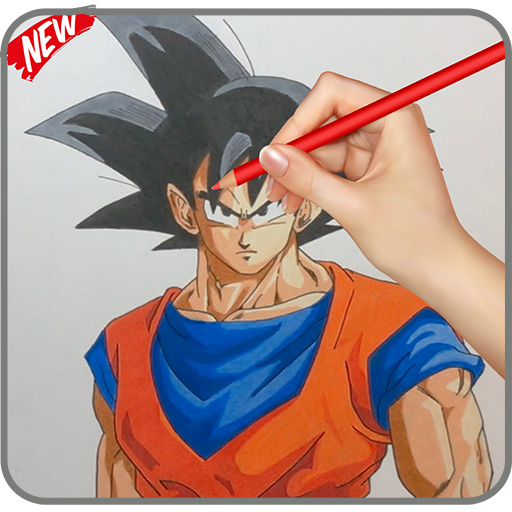 How to draw : Dragon Ball Anime
