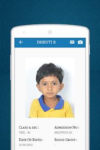 ID Card App - náhled