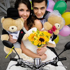 Wedding photographer Oleg Grazhdan (Heruvim). Photo of 07.04.2013