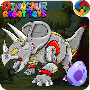 Robot Dinosaur Toys for PC and MAC