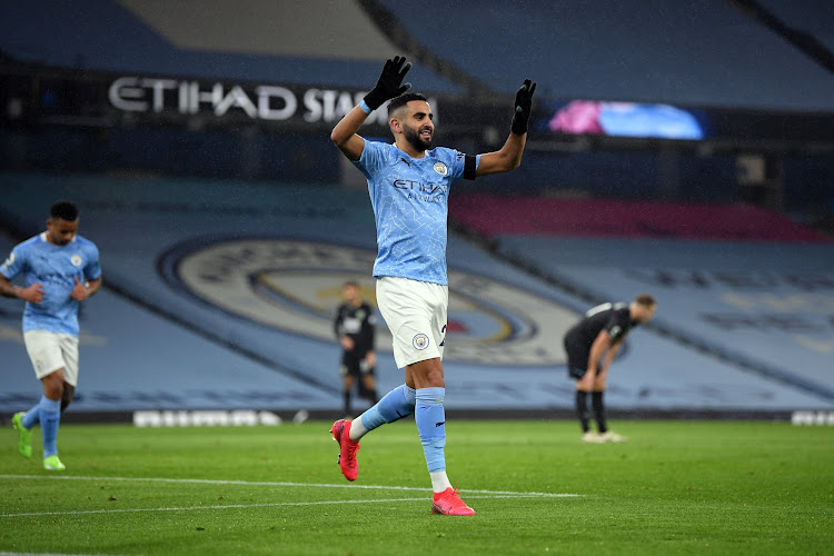 "Riyad Mahrez, bourreau du PSG: ""On mérite cette qualification"""