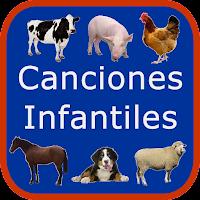 Screenshot of Spanish songs for childrens