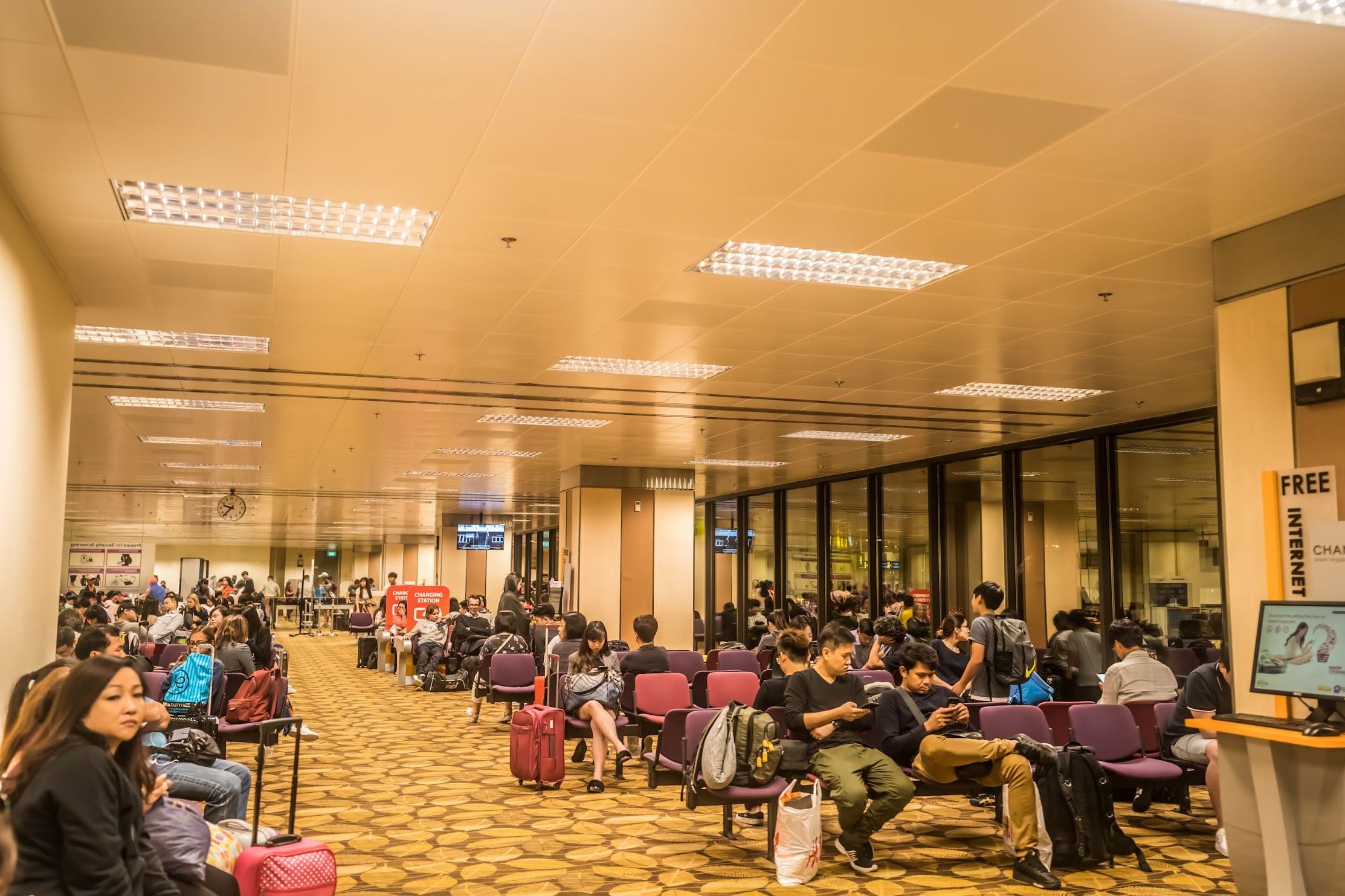 Singapore Changi Airport3