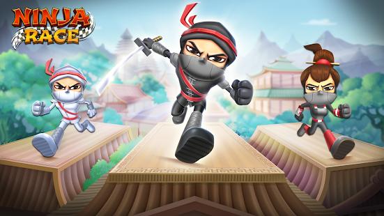 Ninja Race – Fun Run Multiplayer 2