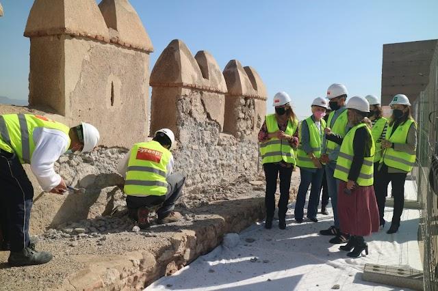 Dieciséis años después del primer proyecto, empiezan las obras en el frente norte del primer recinto.