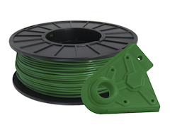 Green PRO Series PLA Filament - 2.85mm (1kg)