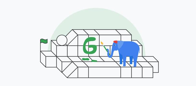 design and animate their own Google logo