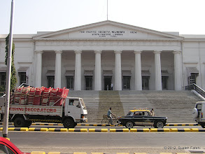 Photo: Town Hall and Asiatic Society