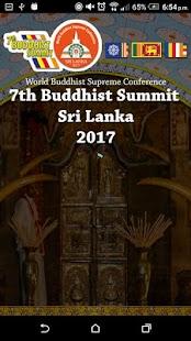 7th Buddhist Summit Sri Lanka - náhled