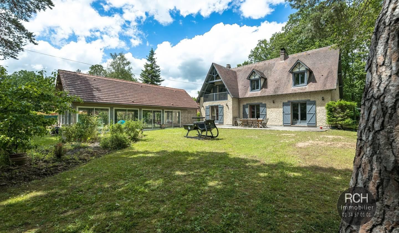 Maison avec piscine Boutigny-Prouais
