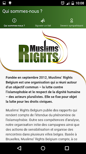 Muslims Rights