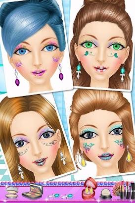 Fashion Girl Makeover Salon screenshot