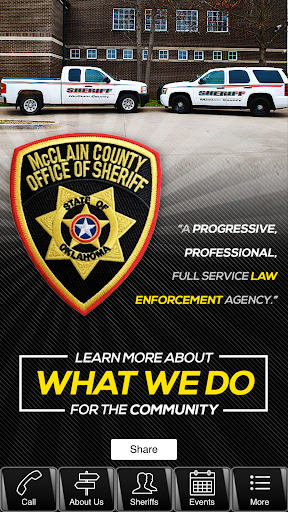 McClain County Sheriff Office