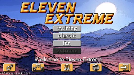 Eleven Extreme - náhled