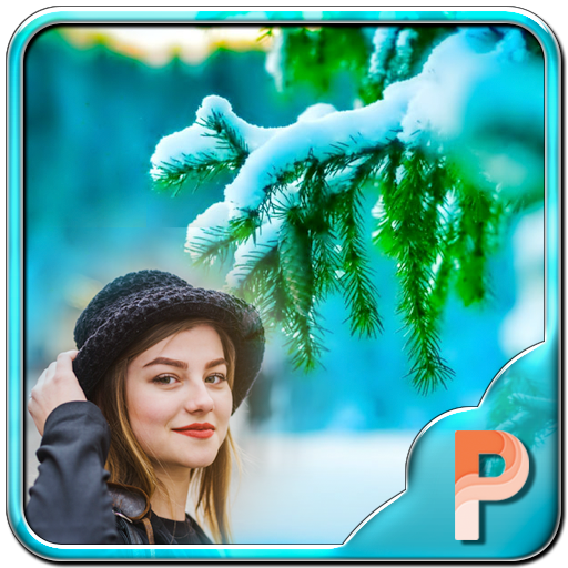 Winter Nature Photo Frames