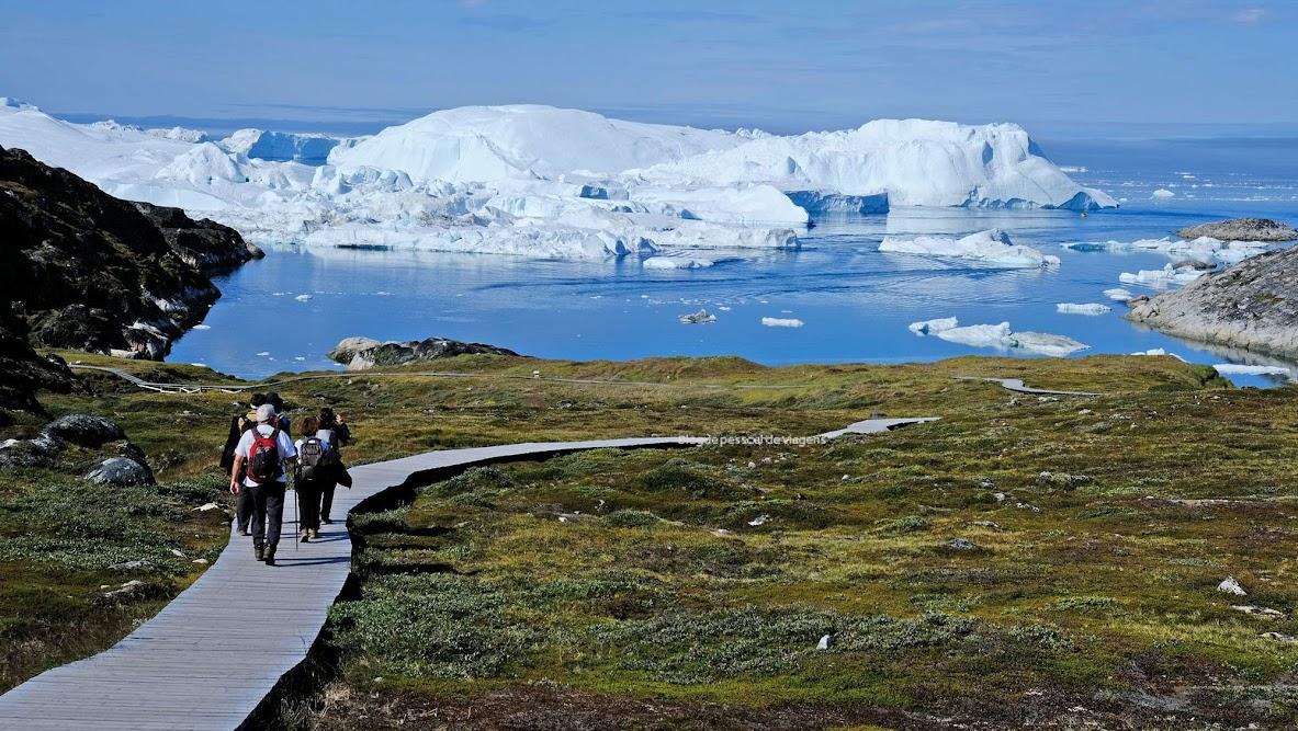 Dia 12 a 16 - Gronelândia, um mundo que é de outro planeta