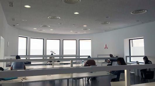 Salas de estudio también en fin de semana: la Biblioteca amplía su apertura