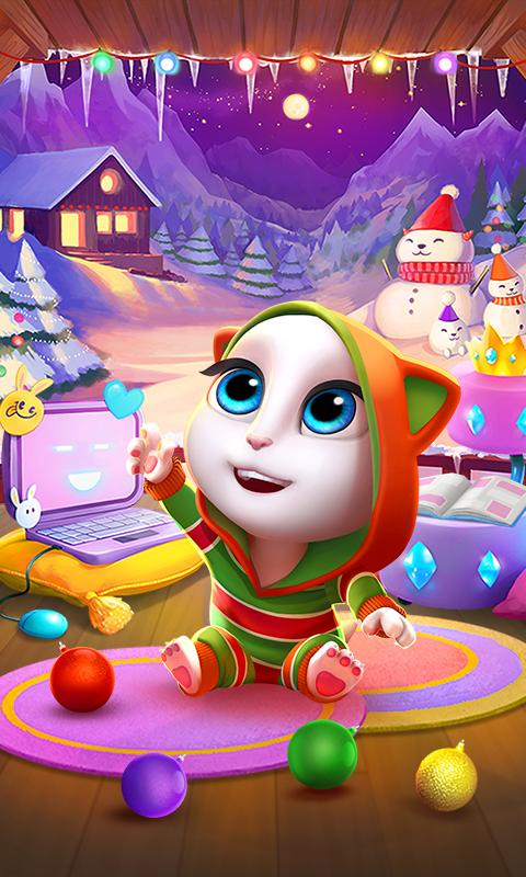 My Talking Angela - Android Apps On Google Play