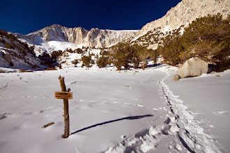 Photo: Mono Pass junction