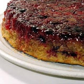 Cranberry Upside-Down Cake.