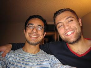 Photo: 4 Kasım 2007 - Emre ile çok neşeliyiz :)