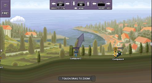 Armored Strike Online Screenshot 4