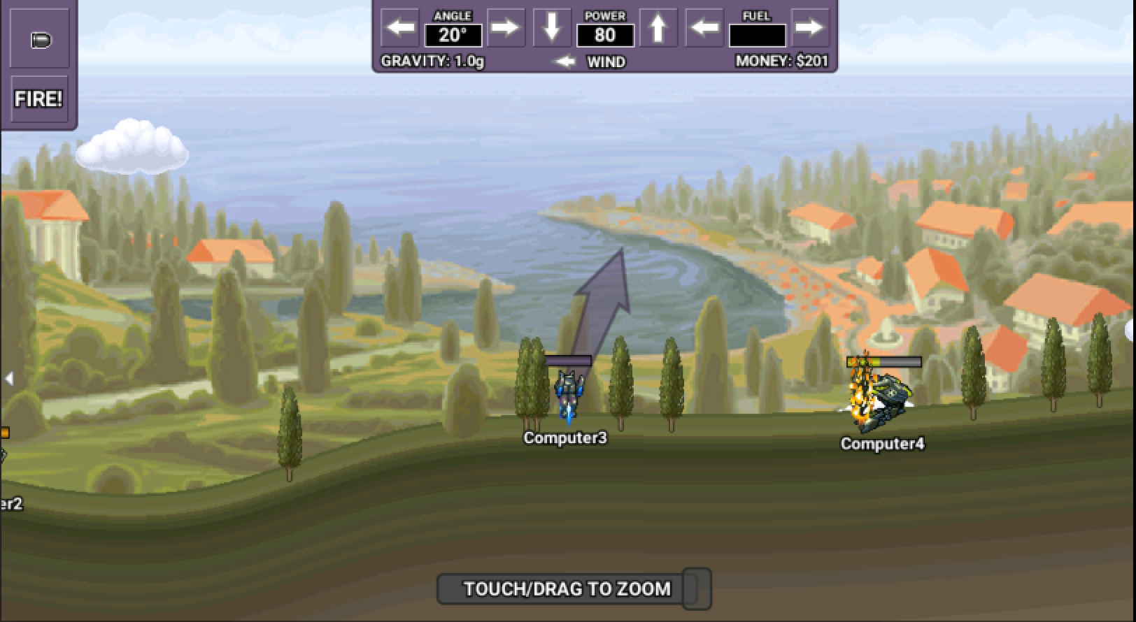 Armored Strike Online- screenshot