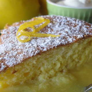 Lemon Delicious Pudding Recipes