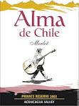 Alma De Chile Merlot
