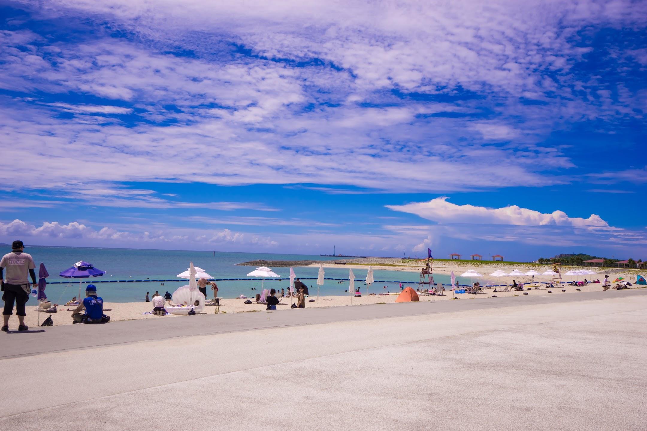 沖縄 美らSUNビーチ1