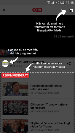 Aftonbladet 4.0.40 screenshot 623615