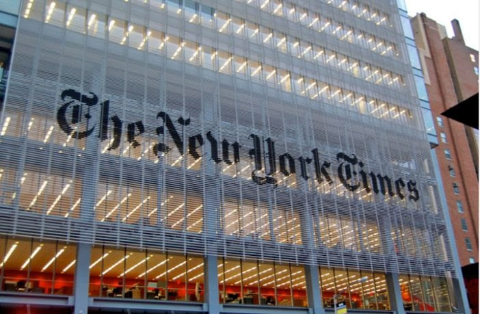 How New York Times makes martyrs out of migrants