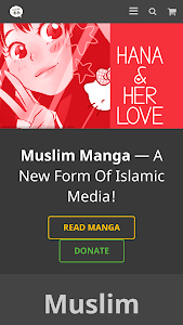Muslim Manga (Islamic Comics) screenshot 4
