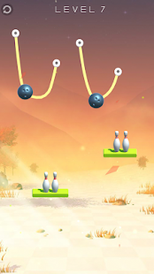 Download Rope Bowling 3D - Best Relaxing puzzle casual game For PC Windows and Mac apk screenshot 3