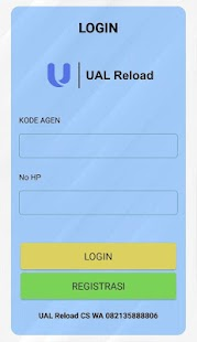 UAL Reload Screenshot