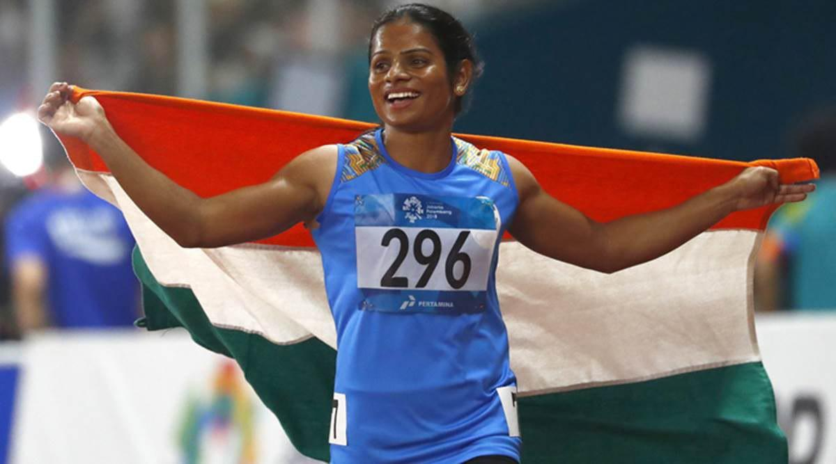 Dutee Chand among eight athletes included in TOPS core group