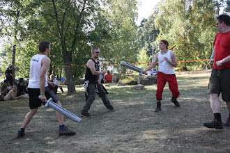 Photo: Tuomareita naurattaa