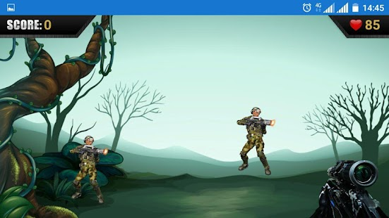 Sniper Shooter Free Game - náhled