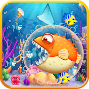 Crazy Fish Eat Fish