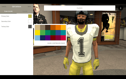 GoArmy Edge Football- screenshot thumbnail