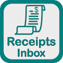 Receipts InBox icon