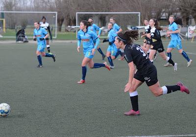 Divisions inférieures : Anderlecht au top également, Chastre reprend espoir
