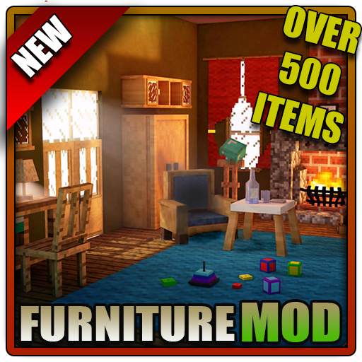 Mods and Addons Furniture for MCPE
